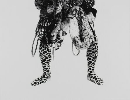 Nick Cave, 'untitled, from the Exquisite Corpse suite', 2015