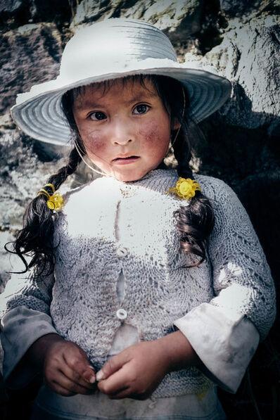 Zack Whitford, 'Quechuan Girl', 2015