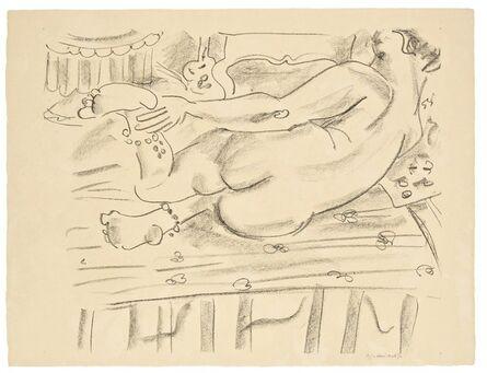 Henri Matisse, 'Nu couché de dos', 1929