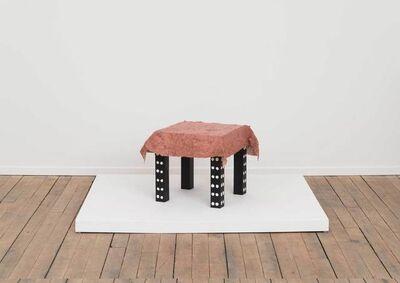 Tanya Aguiñiga, 'Soothe Table (Protect)', 2015