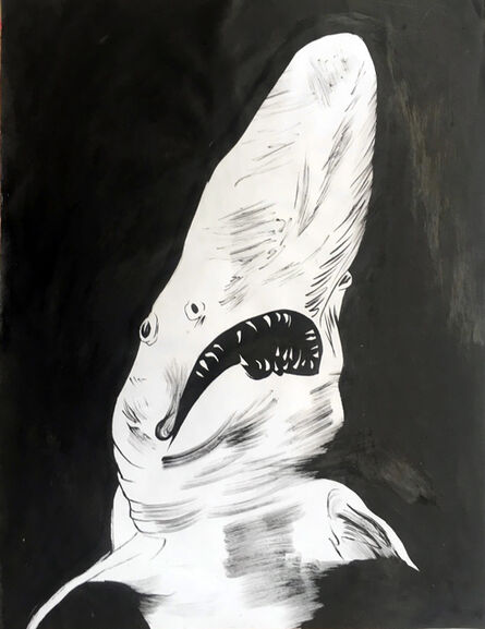 Jim Holyoak, 'Hobgoblin Shark (Los Angeles)', 2007