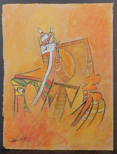 Wifredo Lam, 'Totem', 1970