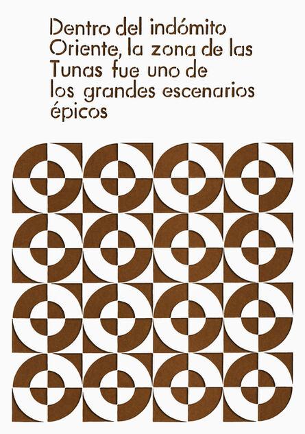 Hamlet Lavastida, 'Vida Profilactica (03)', 2014