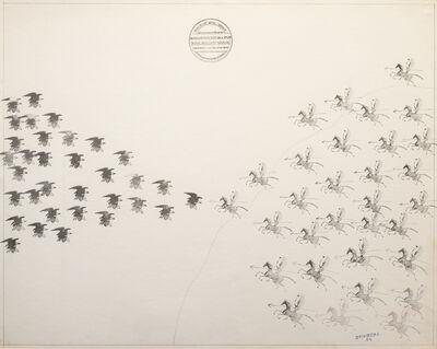 Saul Steinberg, 'Untitled', 1965-66