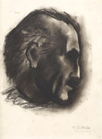 Fritz Wotruba, 'Arturo Toscanini', 1936