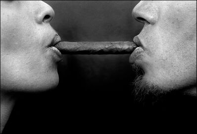 Néstor Martí, 'Compartido (Share), from the series Humo (Smoke)', 2004