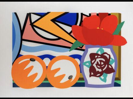 Tom Wesselmann, 'Still Life with Lichtenstein and Two Orange', 1993