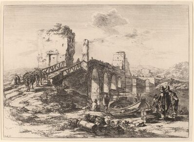 Jan Both, 'The Ponte Molle'