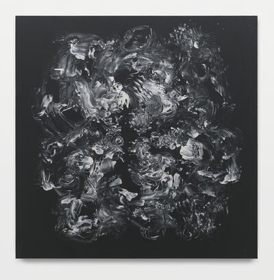 Mark Wallinger, 'Action Painting 4', 2017