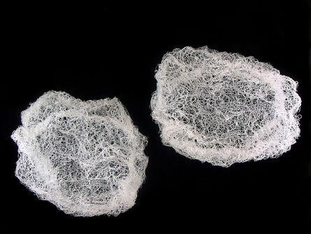 Angelica Bergamini, 'Sculpture; Clouds I & II (sold separatley)', 2009