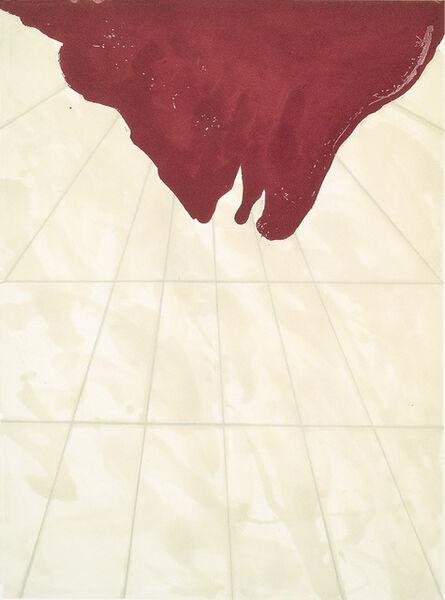 Mary Heilmann, 'Valentine', 2006