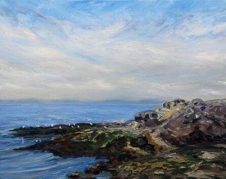 Terrill Welch, 'Morning Sea at Georgina Point ', 2020