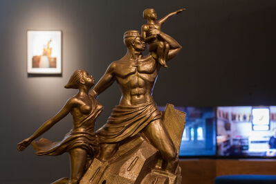 Che Onejoon, 'The African Renaissance Monument (Built in 2010)', 2014