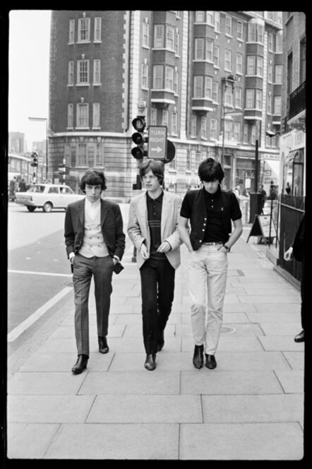 Terry O'Neill, 'The Rolling Stones', 1963