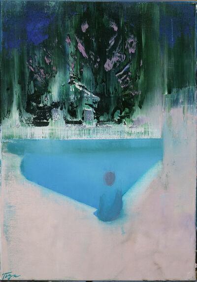 Vitaly Pushnitsky, 'Swimming pool — 1.', 2017