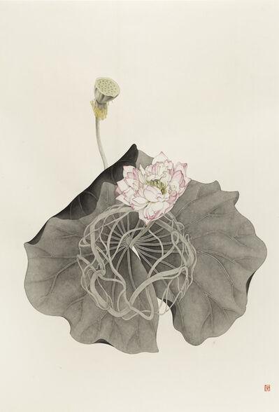 Kang Chunhui, 'Flowers the whole year. XiaZhi', 2018