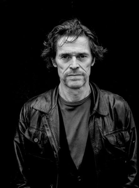 Mart Engelen, 'Willem Dafoe, Amsterdam', 2012