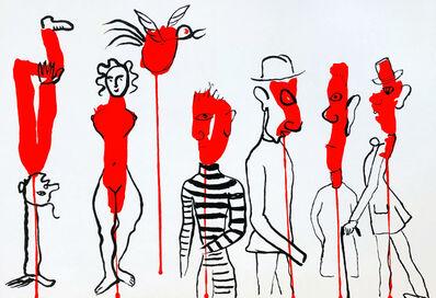 Alexander Calder, 'Alexander Calder Lithograph, Derrière Le Miroir 1966', 1966