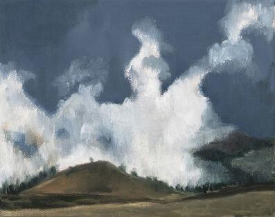Susan Sussman, 'Clouds Like Smoke', 2019