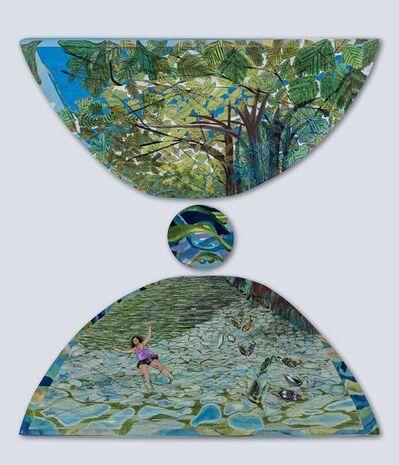 Carroll Swenson-Roberts, 'Floating', 2018
