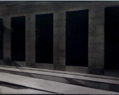José Manuel Ballester, 'Wall Street', 2012