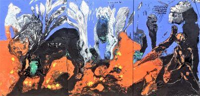 Soly Cissé, 'Corona Series', 2020