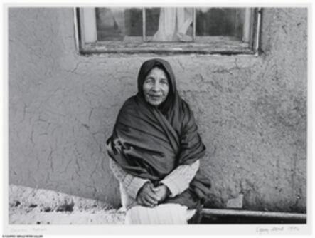 Nancy Wood, 'Crusita Romero', 1986