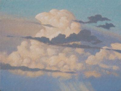 James Lynch (b. 1956), 'Summer Storm'