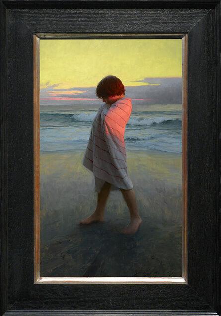 Jeremy Lipking, 'Jacob At Sundown', 2013