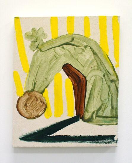 Tatiana Berg, 'Yellow Animal', 2015