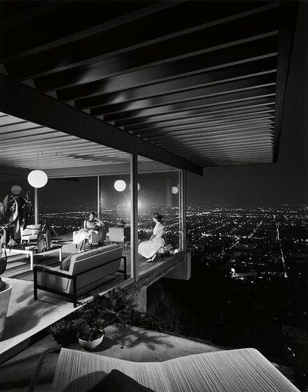 Julius Shulman, 'Case Study House #22, Los Angeles, 1960. Pierre Koenig, Architect', 1960
