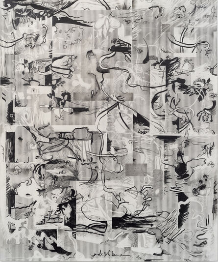 Jan-Ole Schiemann, 'Synthetic Horizons (series)', 2018