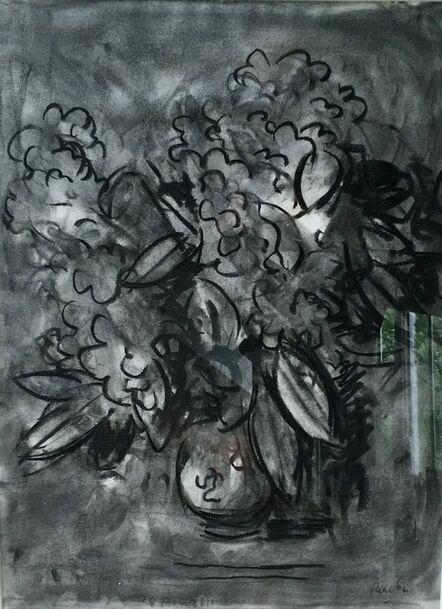 Paul Resika, 'Lilacs #3', 2011