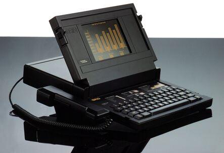 William Moggridge, 'GRiD Compass Laptop Computer Prototype', 1981