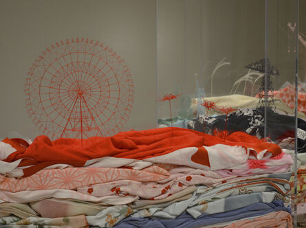 Takahiro Iwasaki, 'Out of Disorder (Folding Scenery) (detail) ', 2015