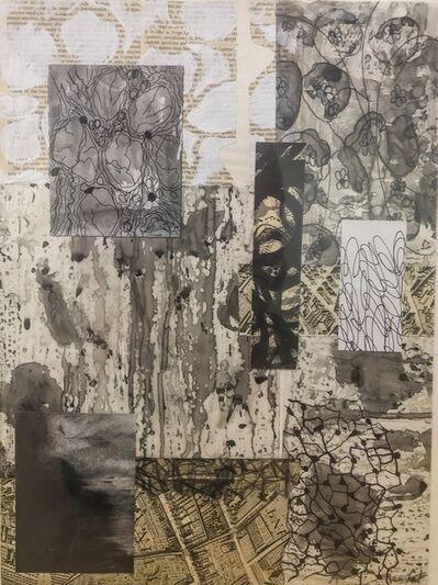 Marianne van Lent, 'Collision II', 2018