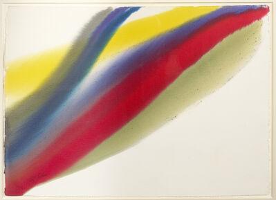 Paul Jenkins, 'Phenomena Rope Splice', 1974