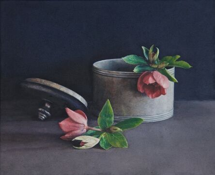 Lucy Mackenzie, 'Pewter Pot and Flowers', 2009