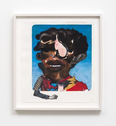 Nathaniel Mary Quinn, 'Super-Fly', 2015
