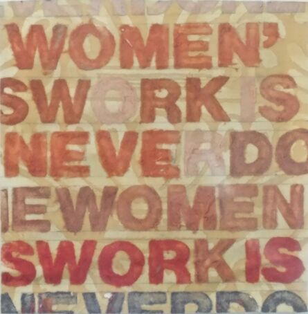 Libbie Soffer, 'Women's Work is Never Done', 2016