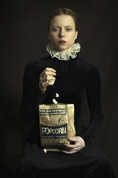 Romina Ressia, 'Popcorn (Series: How Would Have Been?)', 2014