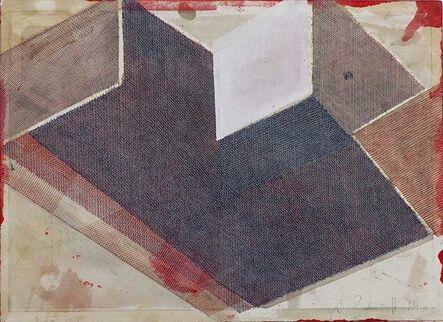 José Pedro Croft, 'Sem título', 2014