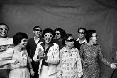 Michael Jang, 'Aunts and Uncles, from the series The Jangs', 1973