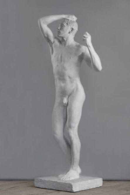 Auguste Rodin, 'Âge d'airain, grand modèle (The Age of Bronze, large model)', 1877