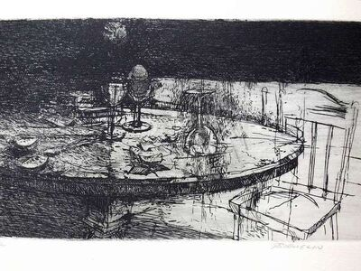 Robert Birmelin, 'The Round Table'