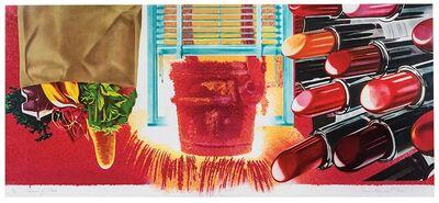 James Rosenquist, 'House of Fire', 1989