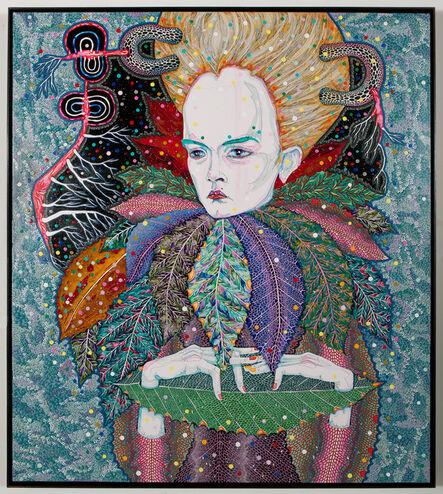 Del Kathryn Barton, 'of pollen', 2013