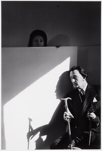 Alexander Liberman, 'Gala and Salvador Dali, New York', 1959