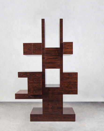 Ettore Sottsass, 'Cabinet no. 82', 2004