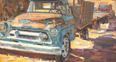 Ron Arthaud, 'Fall Color'